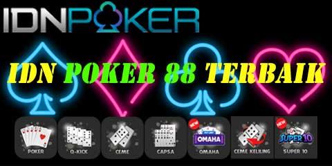 Idn Poker 88 Situs Daftar Idn Poker 88 Dan Download Idn Poker 88 Apk Terbaru